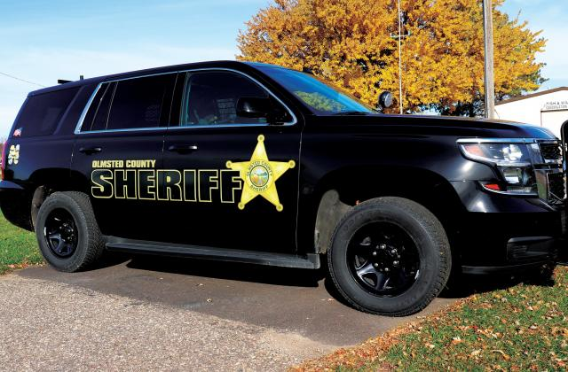 Sheriff's Office Activity Logs