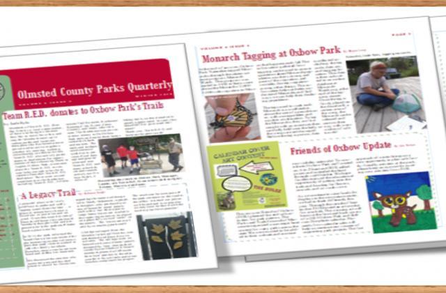 Parks Quarterly Newsletter