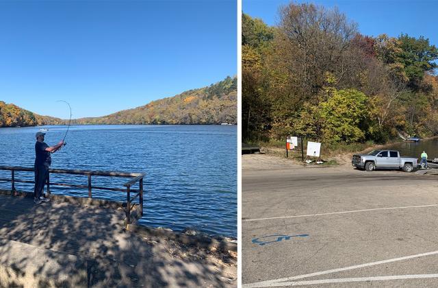 Lake Zumbro Park