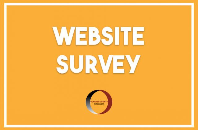 Seeking the public's feedback on our website