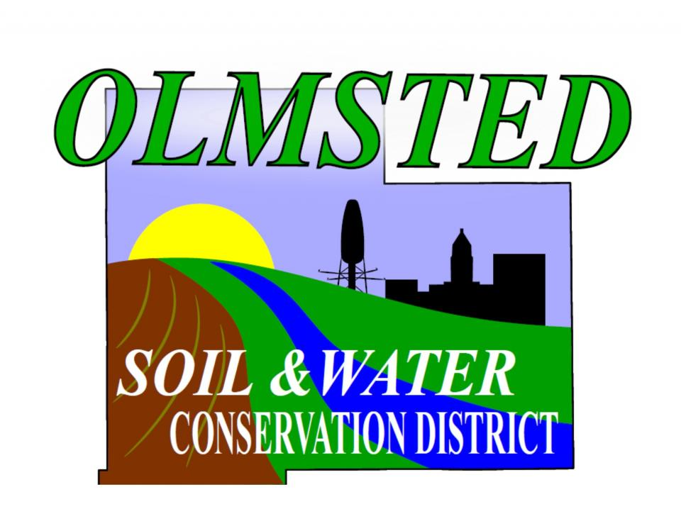 Olmsted County Soil and Water Conservation District Logo