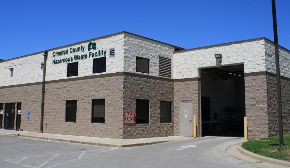 Olmsted County Hazardous Waste Facility