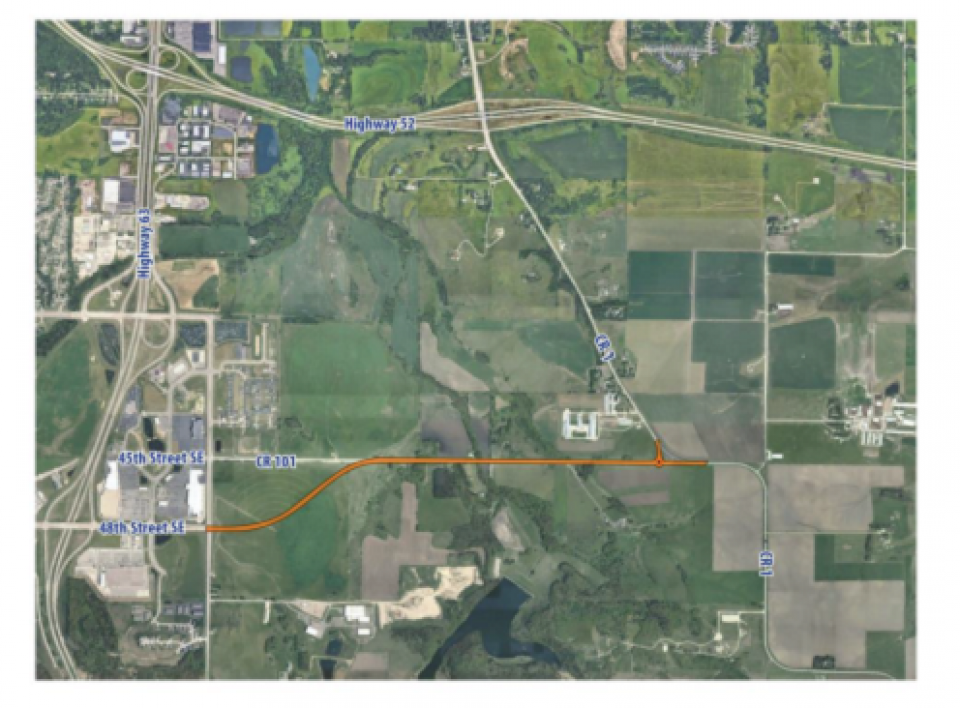 Check out the virtual open house of county road 101 reconstruction project