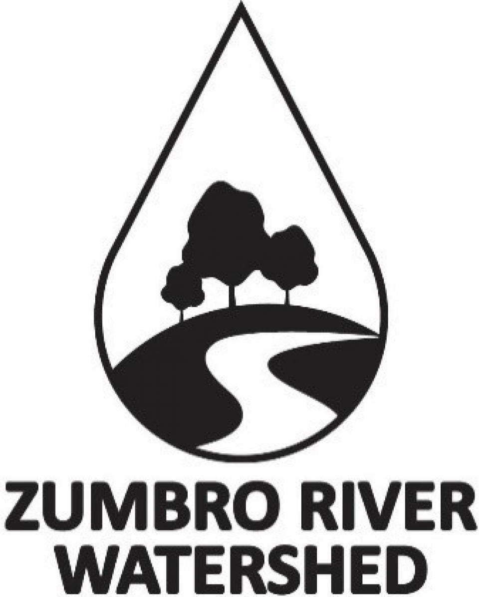 Greater Zumbro River Watershed Logo