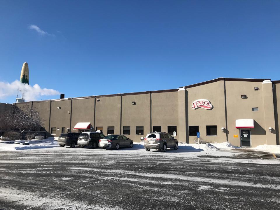 Olmsted County accepts bid for demolition of former Seneca building