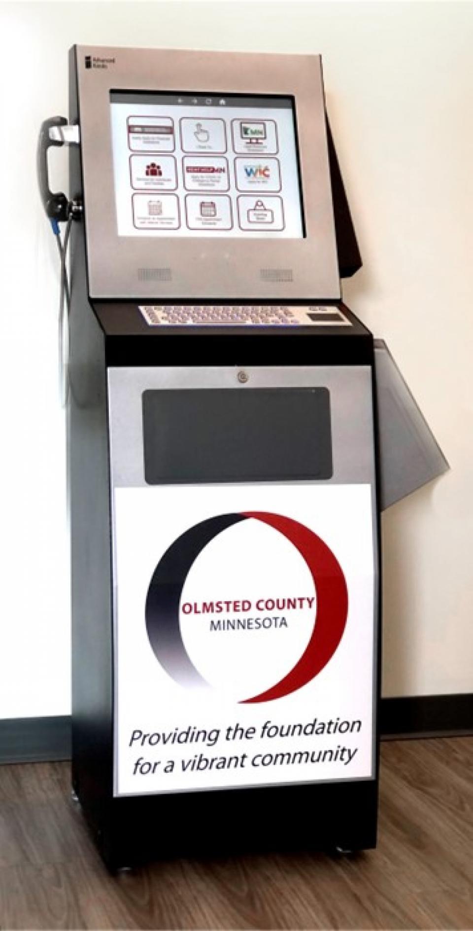 Olmsted County Kiosks