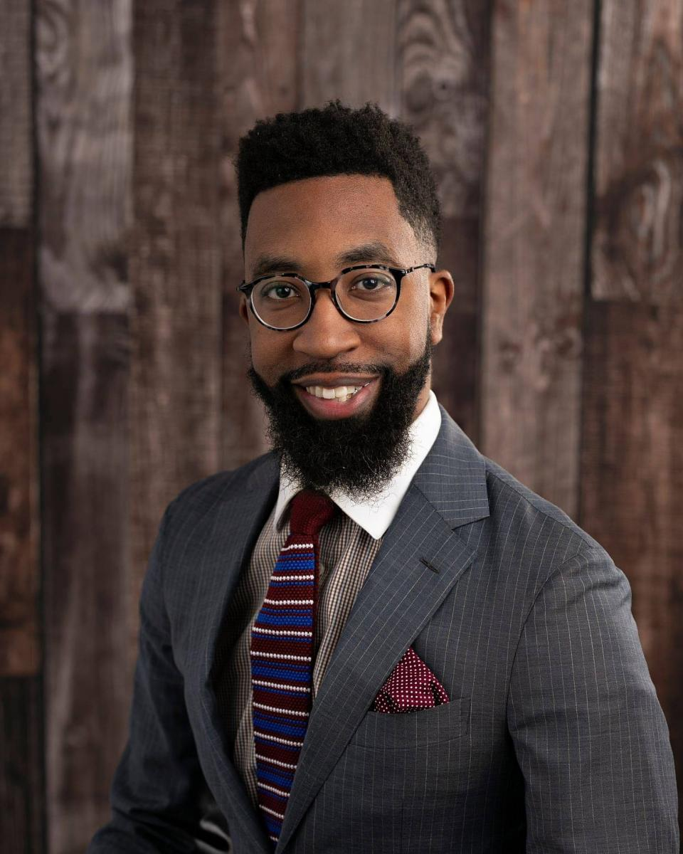 Sidney Frye II accepts leadership position for Olmsted County's Diversity, Equity, and Community Outreach Team