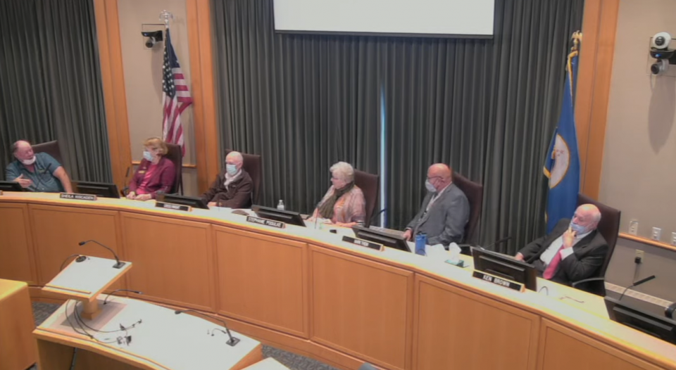 Olmsted County Board of Commissioners approve preliminary 2022 tax levy